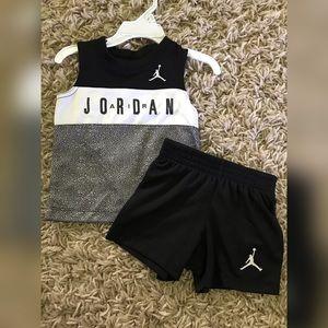 12M Athletic Jordan Outfit